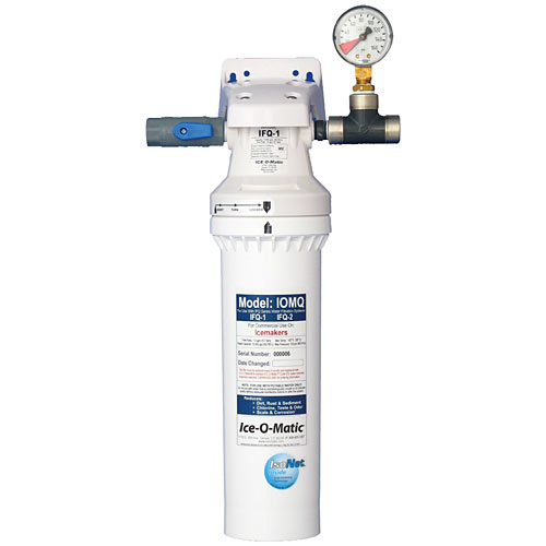 Ice-O-Matic Single Filter System IFQ1