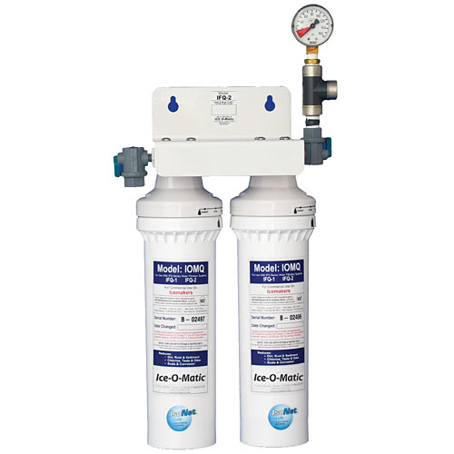 Ice-O-Matic Dual Filter System IFQ2