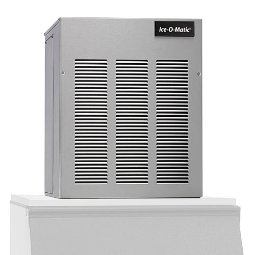 Ice-O-Matic Modular Water Cooled Flake Ice Maker - 550 lb MFI0500W