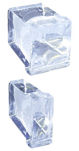 Full Cube and Half Cube Ice