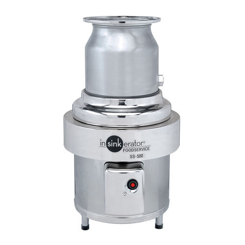 InSinkErator Heavy Duty Commerical Food Disposer - 5 hp SS-500
