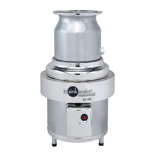 InSinkErator Heavy Duty Commerical Food Disposer - 7 1/2 hp SS-750