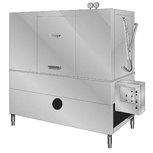 Insinger Pot and Pan Washer - 50 racks per hr DA-3