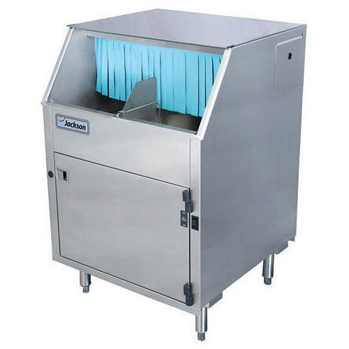 Jackson Underbar Chemical-sanitizing Carousel-style Glasswasher DELTA 1200