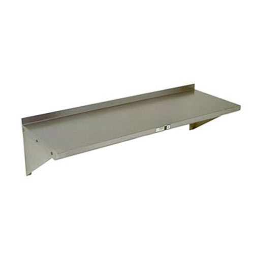 "John Boos E-Series Wall Shelf 16"" x 84"" EWS8-1684-X"