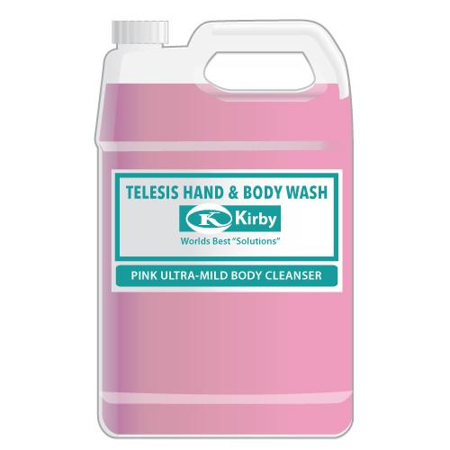 Kirby Hand & Body Wash - Pink Ultra-Mild Body Cleanser K-HBW41GC