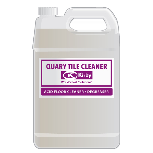 Buy Kirby Quarry Tile Cleaner Acid Floor Cleaner Degreaser At Kirby - Best chemical to clean tile floors
