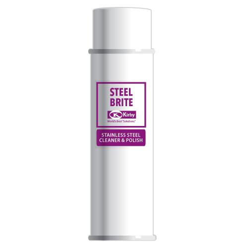 Kirby Steel Brite Stainless Steel Cleaner & Polish K-SB121CC