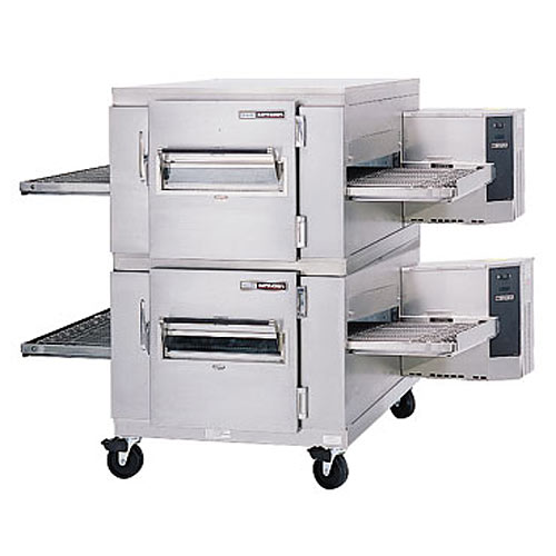 Lincoln Impinger I Gas Oven Package - Double Stack 1400-2G