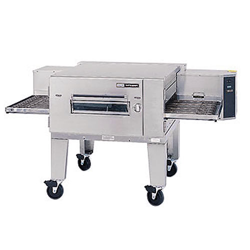 Lincoln Impinger Low Profile Electric Conveyor Oven Package- Single Stack 1600-1E