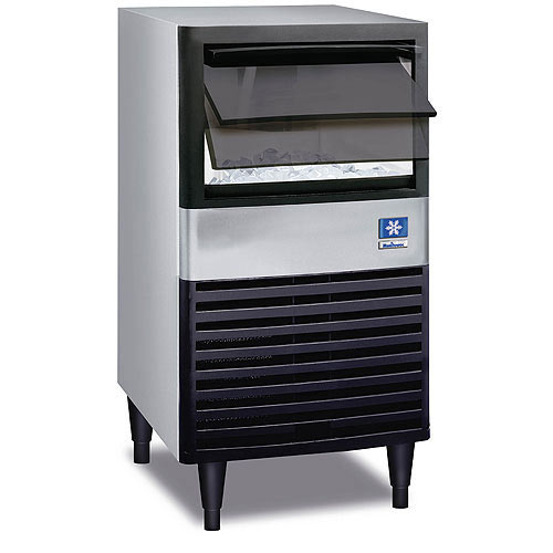 Manitowoc Undercounter Air Cooled Dice Cube Ice Maker - 95 lbs QM-45A
