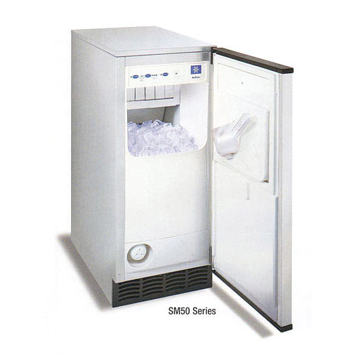 Manitowoc Undercounter Air Cooled Cube Ice Machine - 53 lbs SM-50A