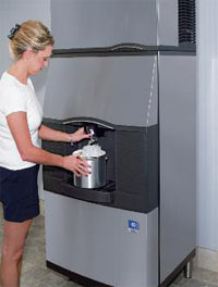 Hotel Ice Dispeners