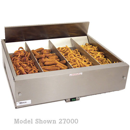 Merco Countertop Fried Food Holding Station - 27&quot; 27007