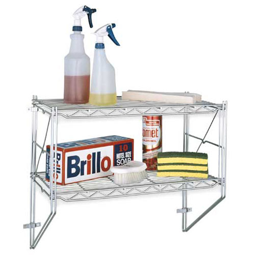 "Metro Erecta Wall Shelf Kit 12"" 12WS12C"