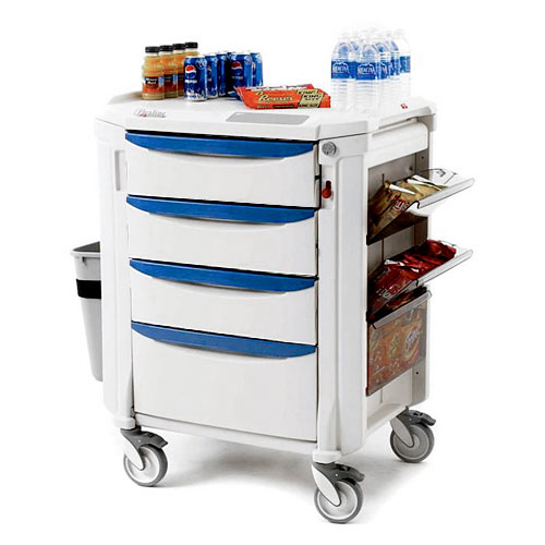 Metro Mini Bar Restocking Cart FLMB1