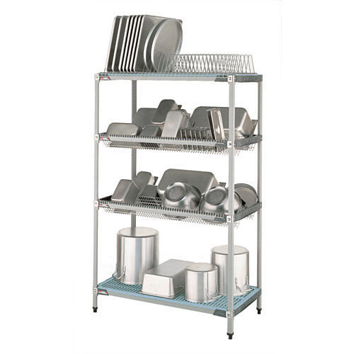 Metro MetroMax i™ Stationary Drying Rack Unit PR48X3
