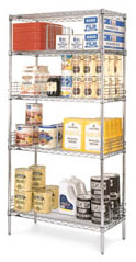 Super Erecta Shelves