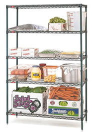 Mertoseal Shelves