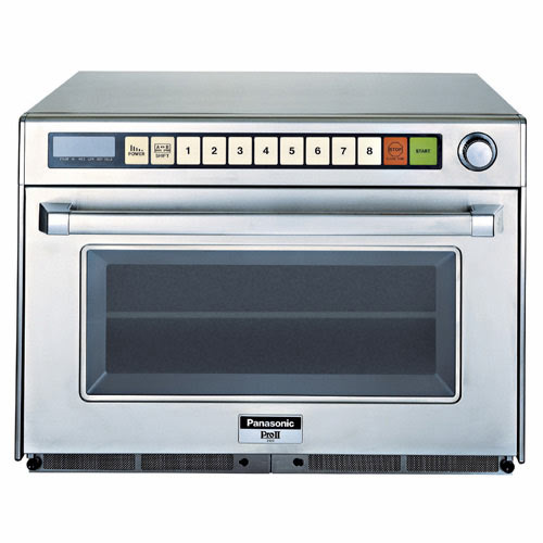 Panasonic 3200W Commercial Microwave Oven w/ Sonic Steamer NE-3280