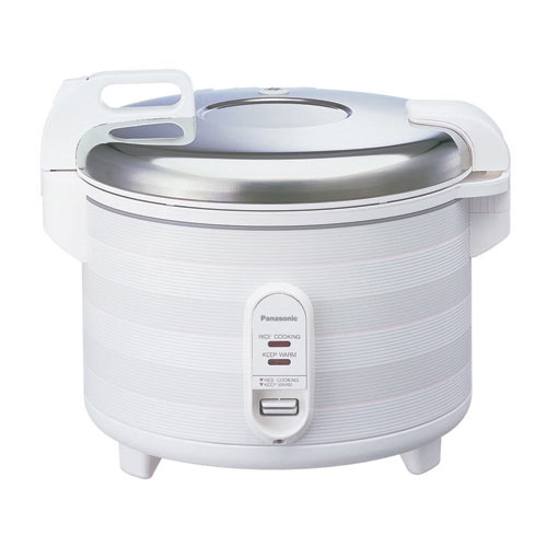 Panasonic Commercial Electric Rice Cooker - 20-Cup  SR-2363ZW