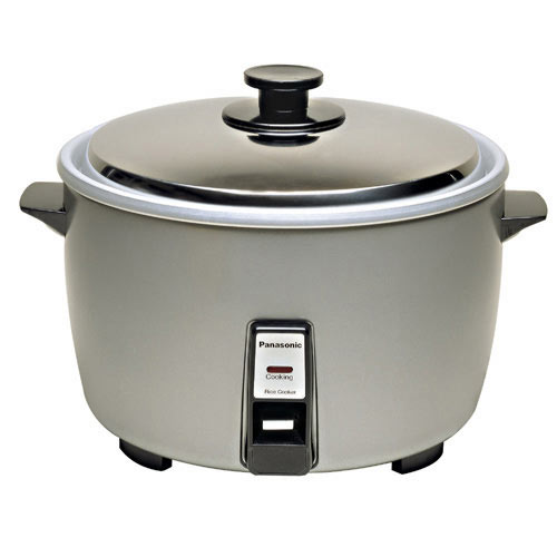 Panasonic Commercial Electric Rice Cooker - 23-Cup SR-42HZP