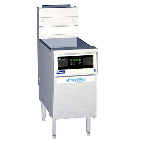 Pitco High Efficiency Gas Fryer - 40-50 lbs Digital Control SSH55-D-S