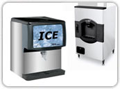 Cuber Ice & Hotel Dispeners