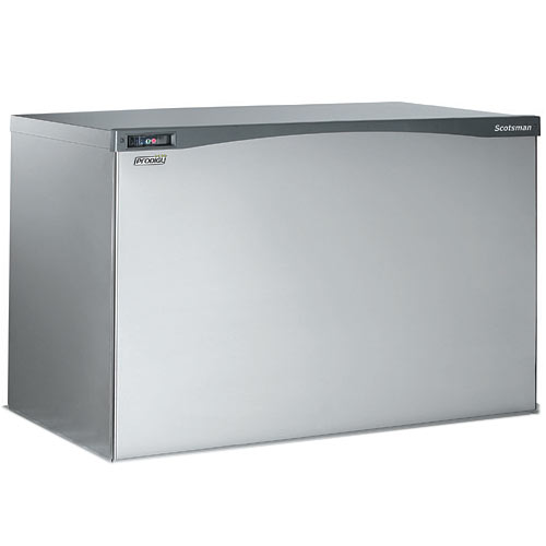 Scotsman Prodigy Remote Cooled Medium Cube Ice Machine - 2570 lbs C2648MR-3