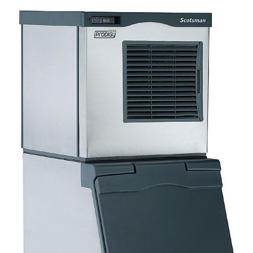 Scotsman Prodigy Air Cooled Flaker Ice Machine - 500 lb F0522A-1