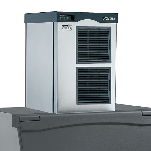 Scotsman Prodigy Air Cooled Flaker Ice Machine - 1200 lb F1222A-32