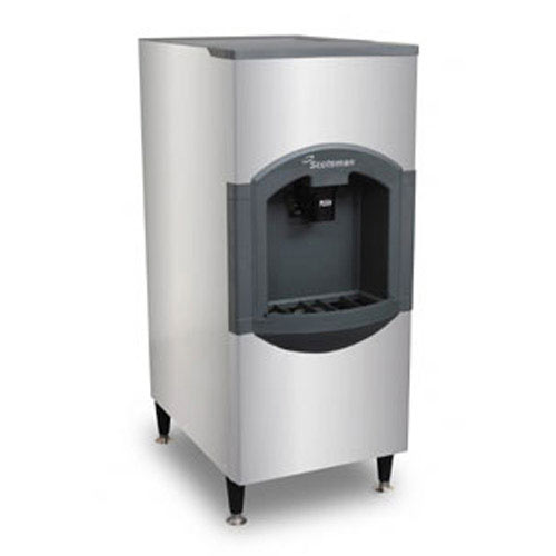 "Scotsman 22"" Wide Hotel  Ice Cube Dispenser & Cuber HD22B-1"