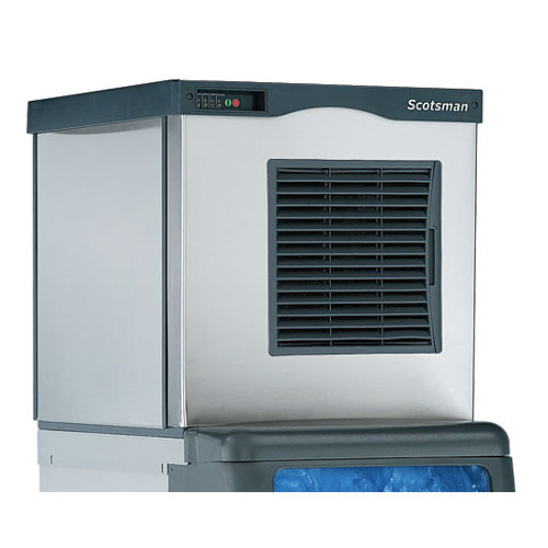 Scotsman Prodigy Air Cooled Nugget Ice Machine - 400 lb N0422A-1
