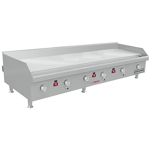 "Southbend Heavy Duty Countertop Manual Griddle - 72""  HDG-72-M"