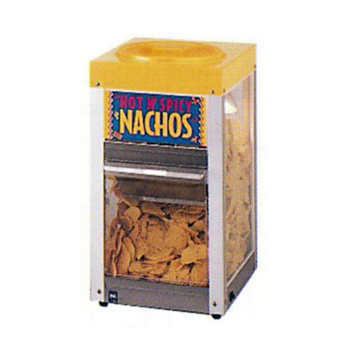 """Star Nacho Chip Merchandiser/Warmer - 12"""" 12NCPW"""