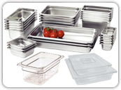 Steam Table Pans and Insets