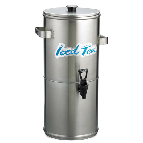 Tablecraft Iced Tea Dispenser, 3 gal 1958