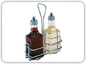 Oil & Vinegar Cruet Holders