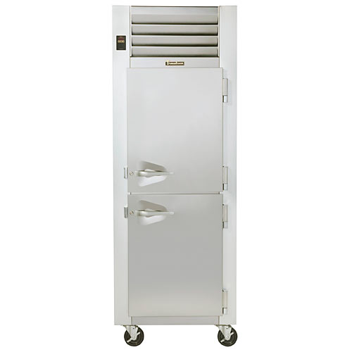 Traulsen G Series 1 Section Solid Half Door Reach-in Freezer - Hinged R G12000