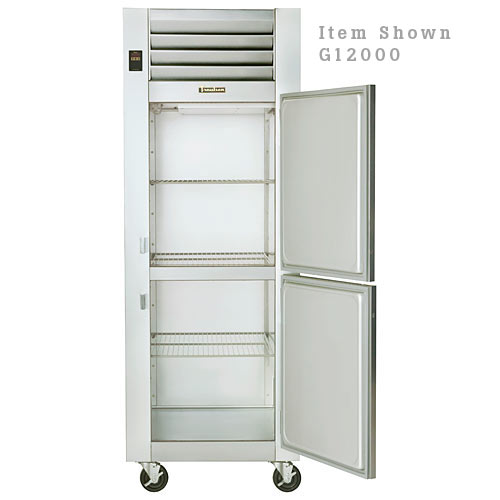 Traulsen G Series 1 Section Solid Half Door Reach-in Freezer - Hinged L G12001