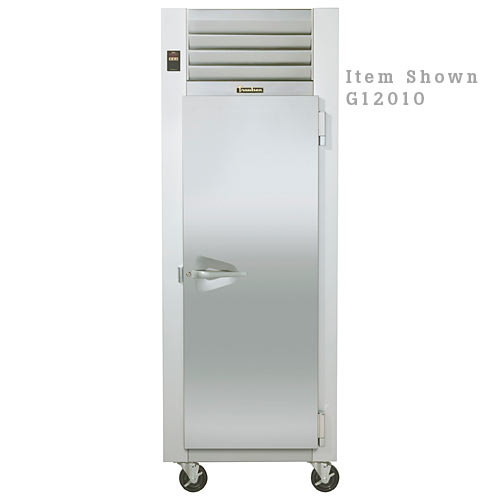 Traulsen G-Series 1 Section Solid Full Door Reach-in Freezer - Hinged L G12011