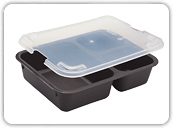 Meal Delivery Tray Lids