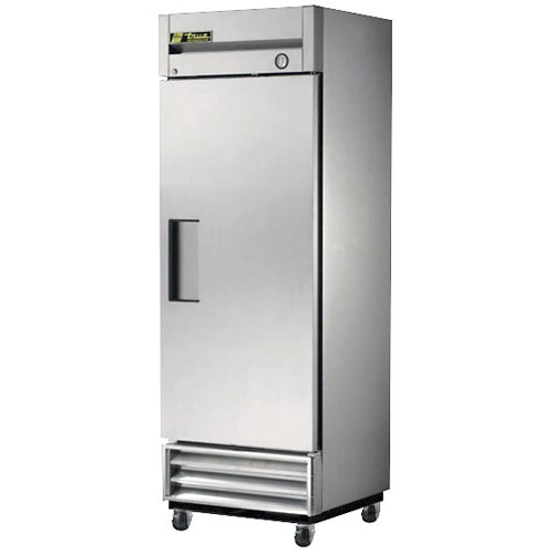 True Solid Door Reach-In Refrigerator, T Series T-19