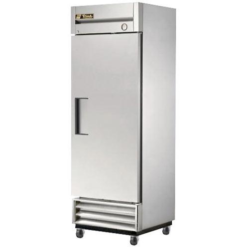 True Solid Door Reach-In Freezer,  T-Series T-19F