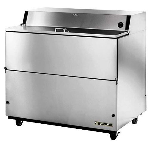 "True Milk Cooler - 49"" TMC-49-S-HC"