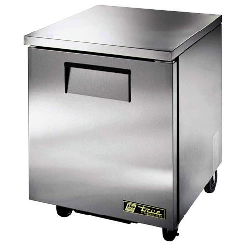 "True 27"" Undercounter Freezer TUC-27F-HC"