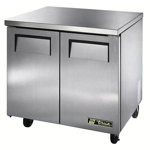"True 36"" Undercounter Refrigerator TUC-36"