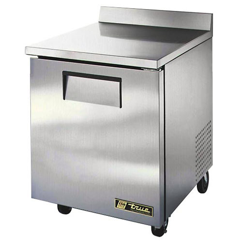 "True 27"" Worktop Refrigerators TWT-27-HC"