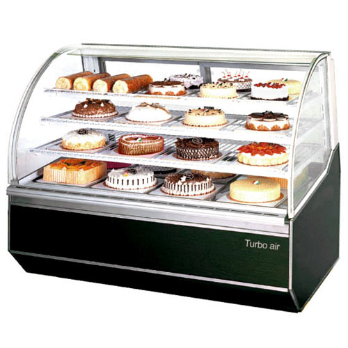 Turbo Air Bakery Display Case 48in x 38in x 47in TB-4