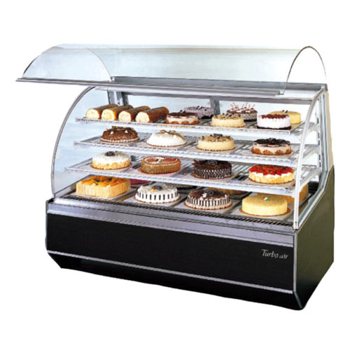 Turbo Air Bakery Display Case 59in x 38in x 50in TB-5